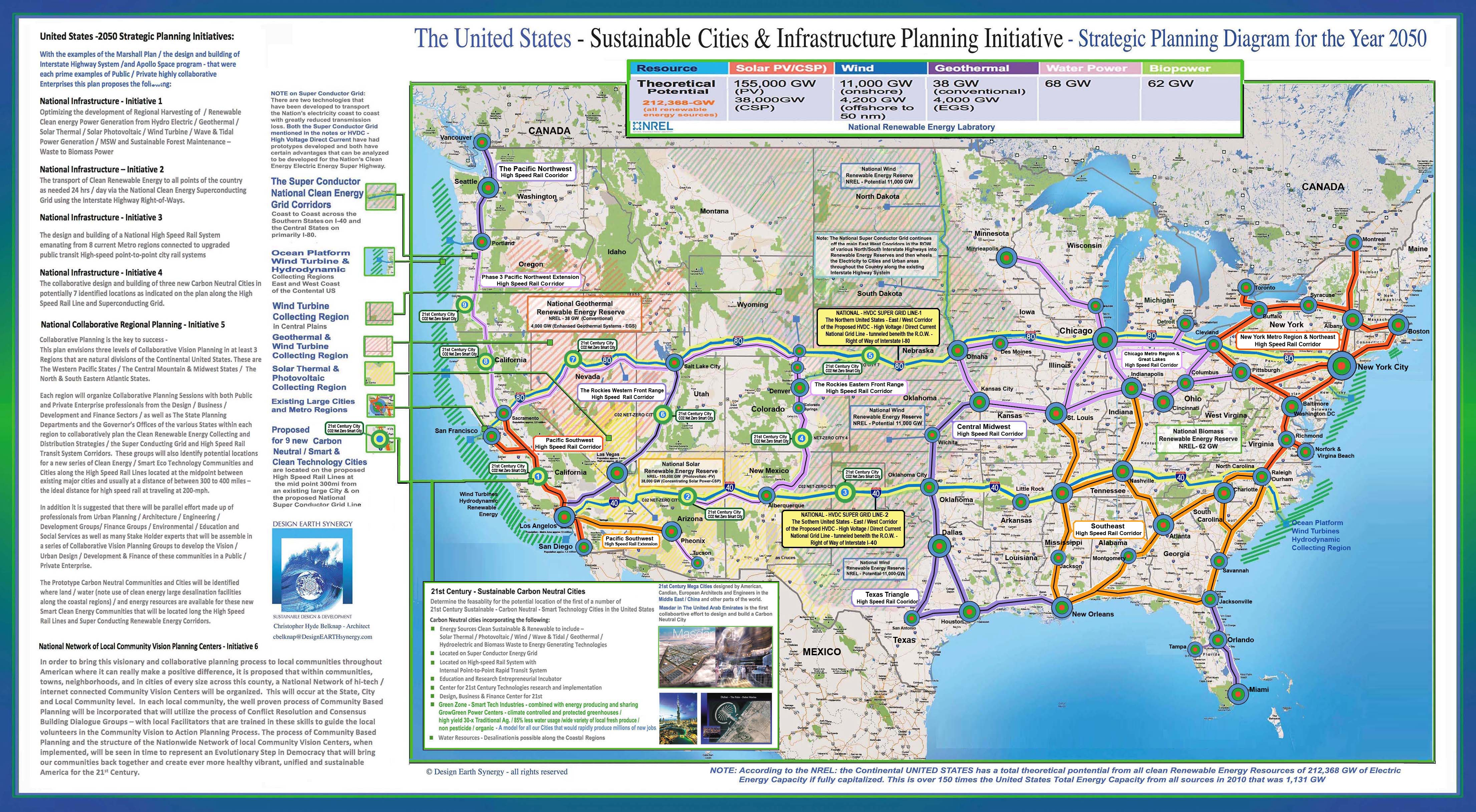PROJECTS Design Earth Synergy - Eastern us road maps with states and cities