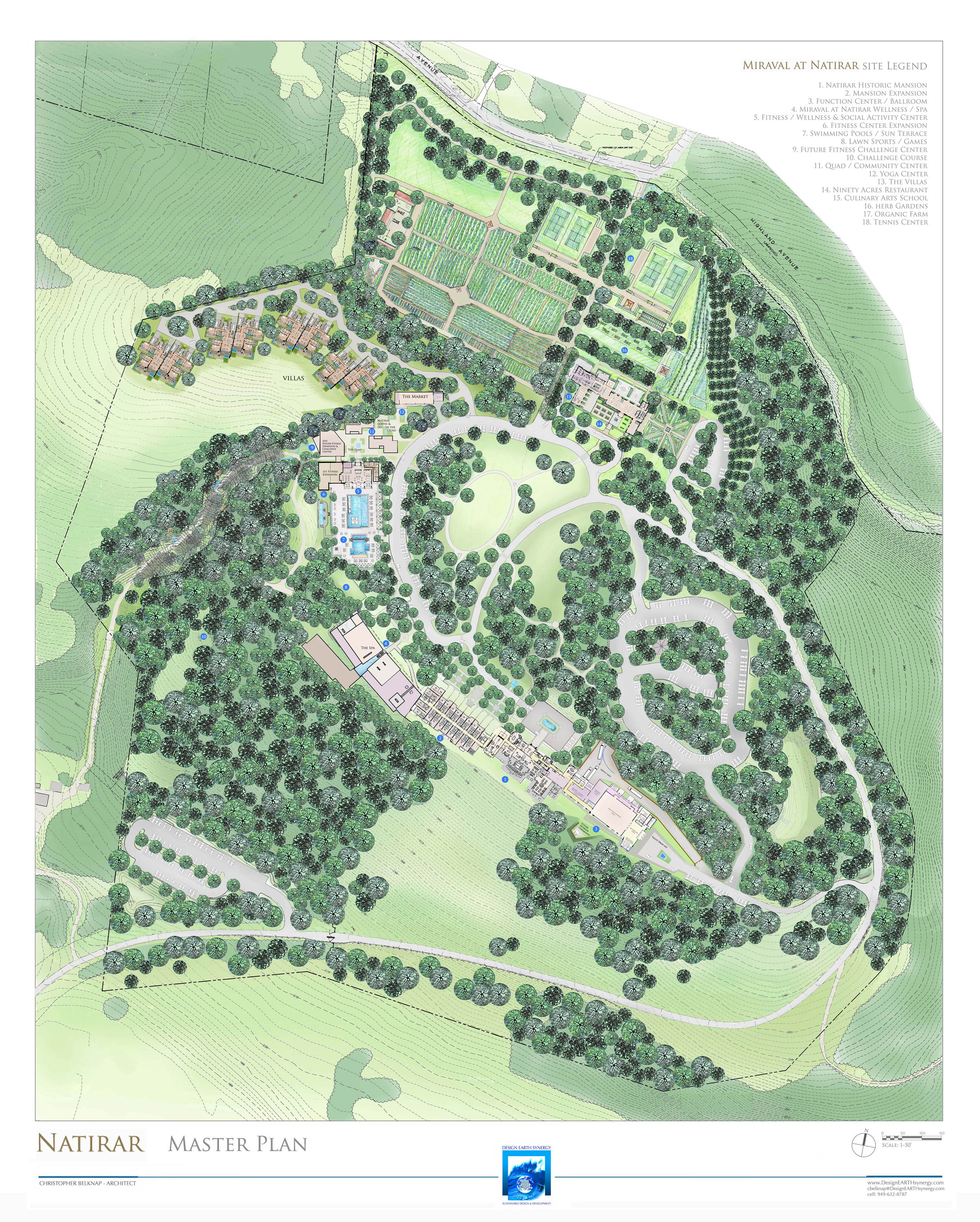 Design Consultation For Bob Wojtowicz Natirar Resort